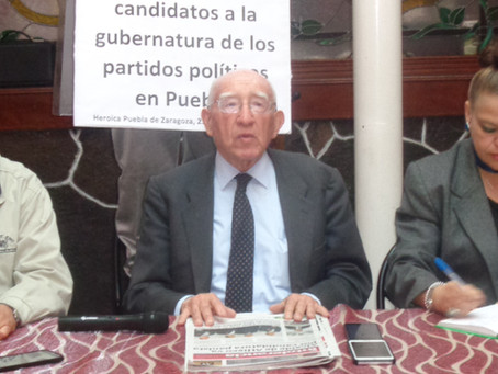 Debieron evitarse las costosas precampañas, afirma el empresario Ricardo Villa Escalera