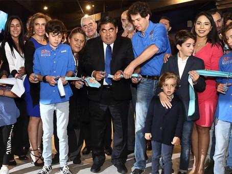 Acuario Michin sumará a la construcción de paz en Puebla: MBH