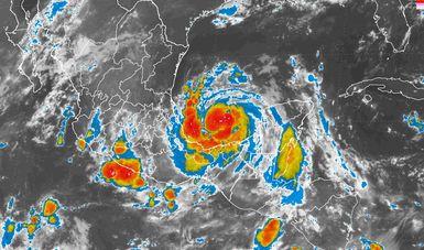 #UltimaNoticia Se pronostican tormentas extraordinarias en Veracruz y torrenciales en Puebla, debido