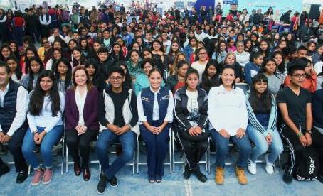 La Presidenta del Patronato del Sistema Estatal DIF en Puebla, Dinorah López de Gali avaló la capaci