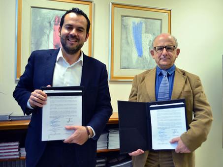 INAH y municipio de Zacatecas firman convenio para la conservación del centro histórico de la ciudad