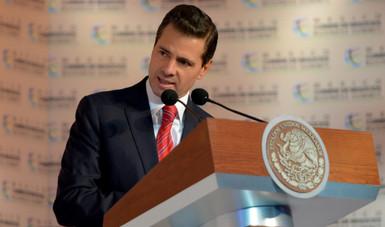 Llama el Presidente EPN a los integrantes de la caravana migrante que ingresaron a México a mantener
