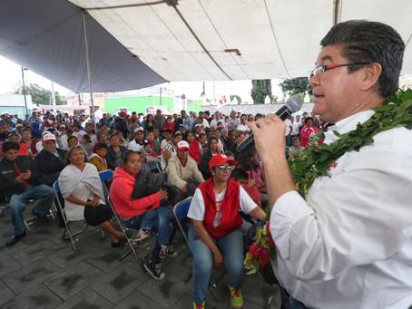 IMPULSARÉ LA ACTIVIDAD TURÍSTICA ARTESANAL Y EL CONSUMO LOCAL: SALVADOR CASTAÑEDA