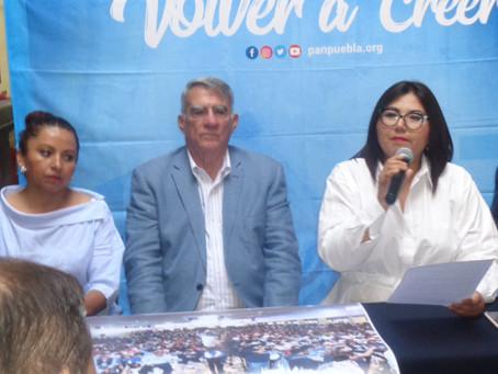 El proceso interno del PAN  fue ejemplo de democracia, afirma Genoveva Huerta