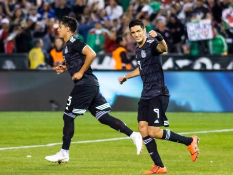 """""""Tata"""" Martino debuta al frente de México con triunfo sobre Chile"""