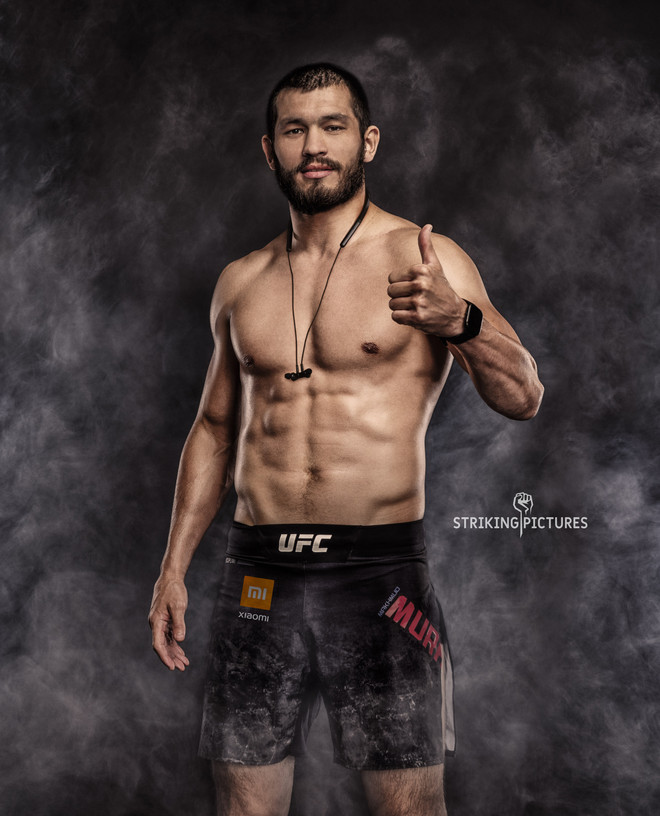 "makhmud ""mach"" muradov ufc fighter"