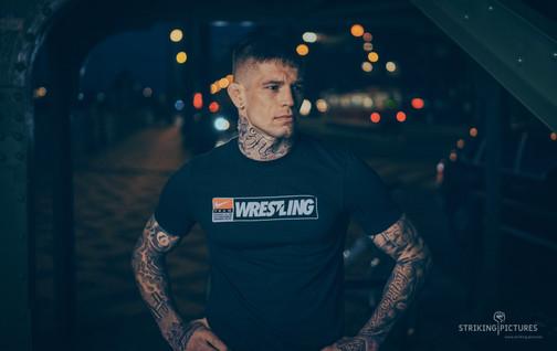 mma fighter Tomas ,,Fidzi,, Fiala for Boxraw