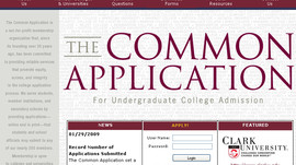 College Applications: The Parents' Finish Line