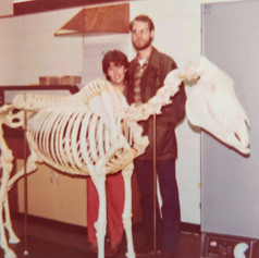 Accepted at University of Florida's College of Veterinary Medicine, 1982