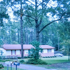 GROUND ZERO, my home in Douglas, Georgia 1990