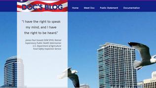 The blog of James Gossett, DVM