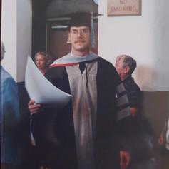 Graduation Day, June 1986