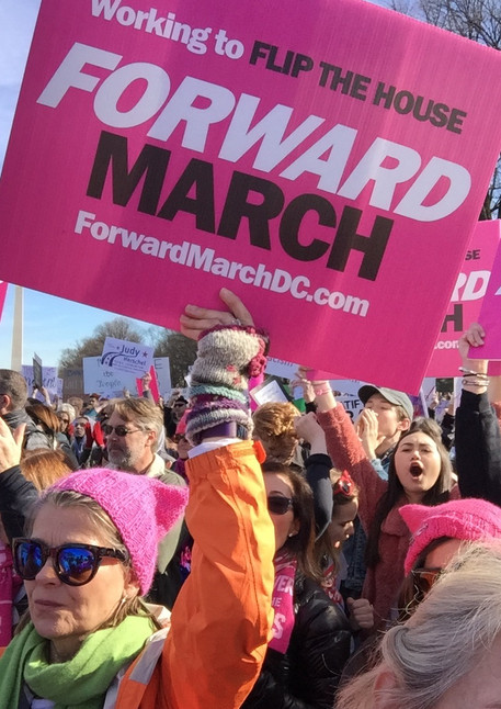 Forward March pride!