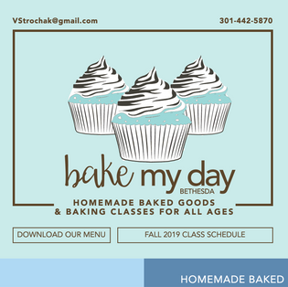 Bake My Day Bethesda