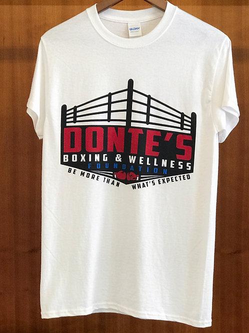 DBWF white t-shirt