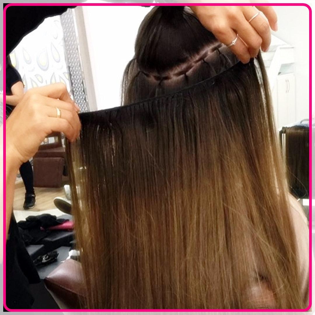 Colocação PONTO PERFECT HAIR