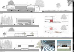 Museo Y Plaza entregaa CORTES VISTAScon esquemas