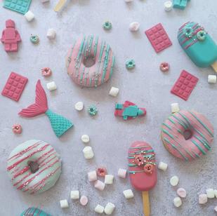 Ice Cream and Doughnuts Range