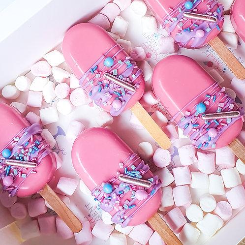 Cakesicle Gift Box