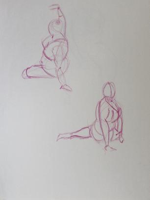 Twisting Gestures Studies