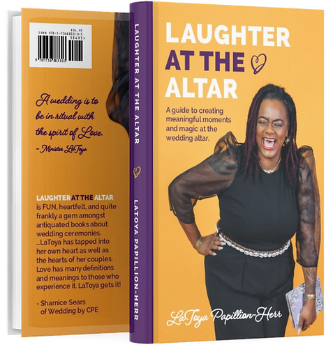 Laughter at the Altar (Hardcover)