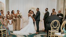 multi-cultural african weddding