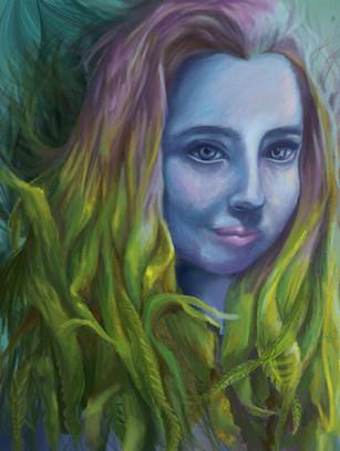 Seaweed Self Portrait