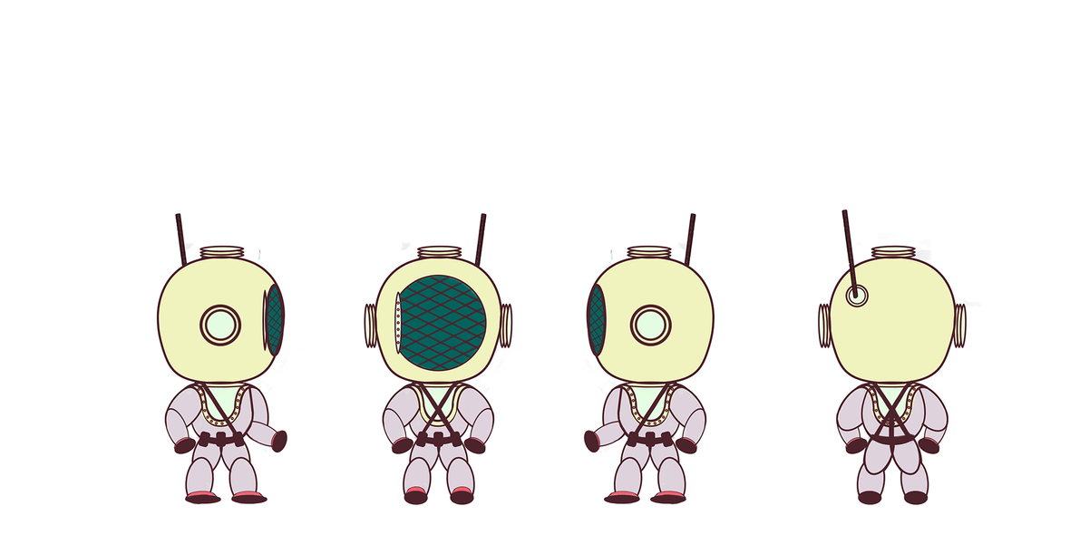 Suba Diving Character Sheet