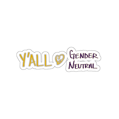 Y'ALL Stickers