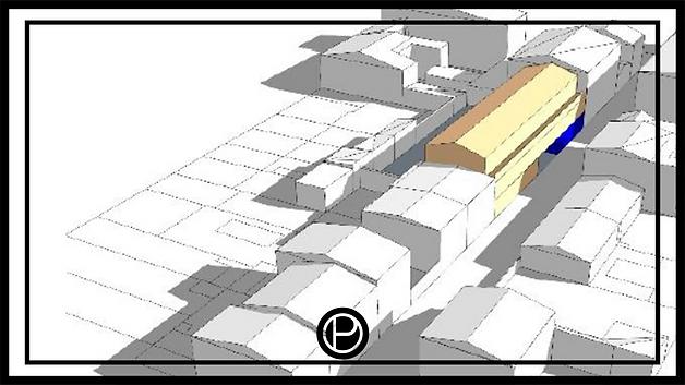 Réhabilitation d'immeuble à Toulouse