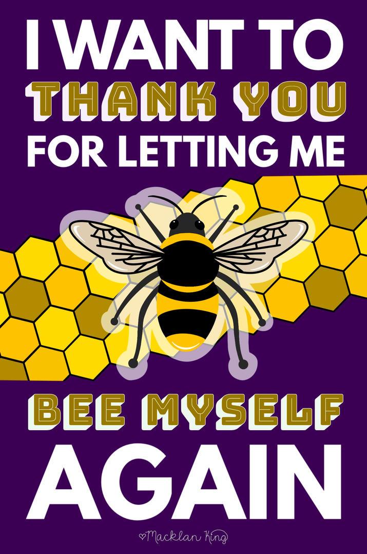 Bee Myself