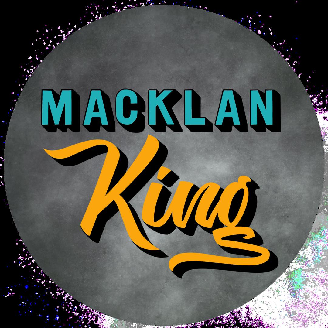 Macklan King Logo