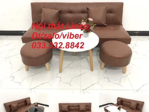 99+ Mẫu ghế sofa bed, sofa giường nằm đa năng giá rẻ mềm đẹp ở tại Quận 12 Q12 Nội thất Linco TPHCM