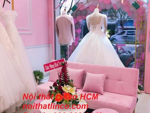 9+ Sofa màu hồng | ghế sofa màu hồng phấn | sofa màu hường, hồng nhạt vải |Nội thất Linco HCM Tphcm
