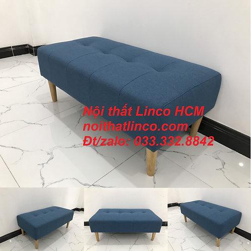 Ghế đôn sofa chữ nhật 1m x 50 nhỏ gọn giá rẻ Tphcm