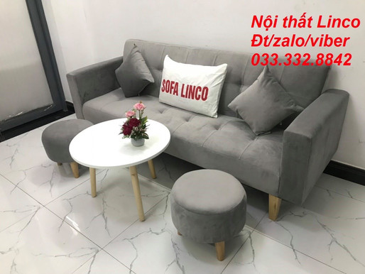 Mua ghế sofa giá rẻ đẹp, giá khuyến mãi Hồ Chí Minh tại Nội thất Bàn ghế sofa Linco HCM