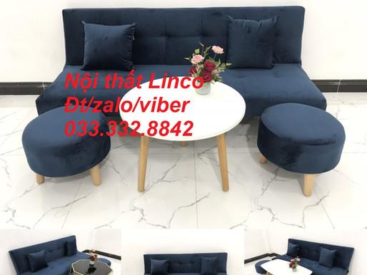 99+ Mẫu ghế sofa bed, sofa giường nằm đa năng giá rẻ mềm đẹp tại huyện Hóc Môn Nội thất Linco TPHCM