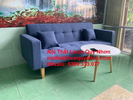 Bàn tròn gỗ phòng khách | Bàn sofa chữ nhật nhỏ giá rẻ | Bàn trà rẻ đẹp hiện đại - Đắk Lắk