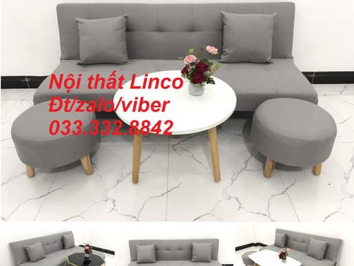 99+ Mẫu ghế sofa bed, sofa giường nằm đa năng giá rẻ mềm đẹp tại huyện Cần Giờ Nội thất Linco TPHCM