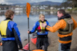 Kayaking on the River Foyle with Inish Adventures