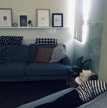 Relaxing rooms
