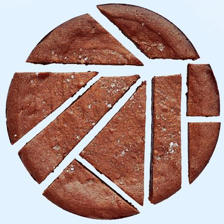 Express Salted Brownies