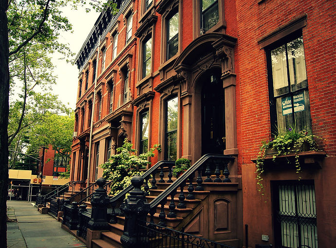 Cobble-Hill-Brownstone-Brooklyn-New-York