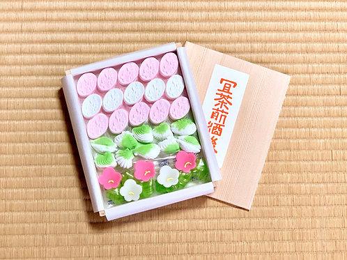 季節の詰合わせ 木箱入り(桃貝)