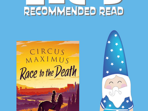 Book Review: Circus Maximus (Race to the Death) by Annelise Gray