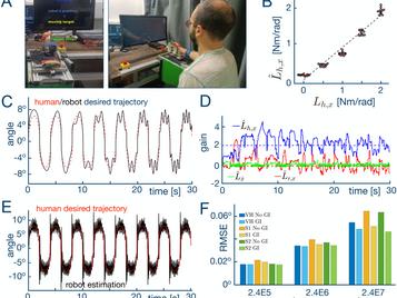Improving Tracking through Human-Robot Sensory Augmentation
