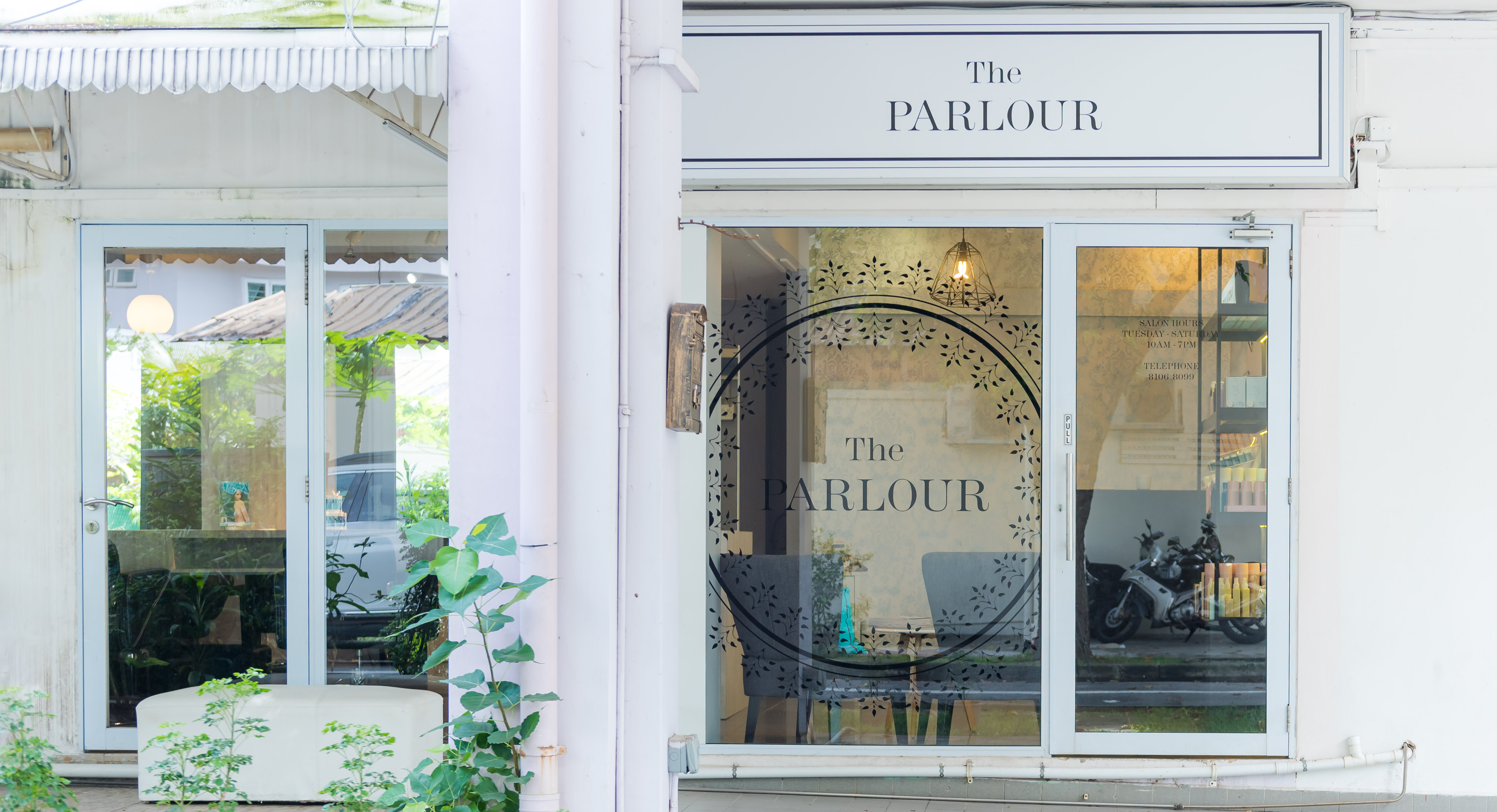 Howdy. We're The Parlour Singapore