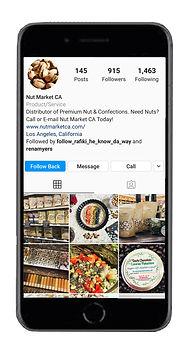 Nut Market CA