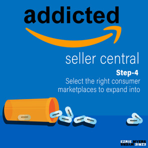 Step-4 Select the right consumer marketplaces to expand into