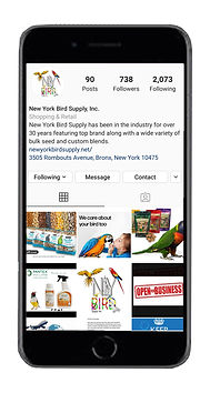New York Bird Supply Inc.